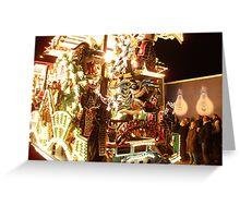 Bridgewater Carnival Greeting Card