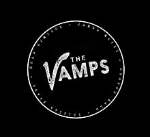 """The Vamps """"Stamp"""" (black) by thevamps"""