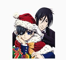 holiday black butler Unisex T-Shirt