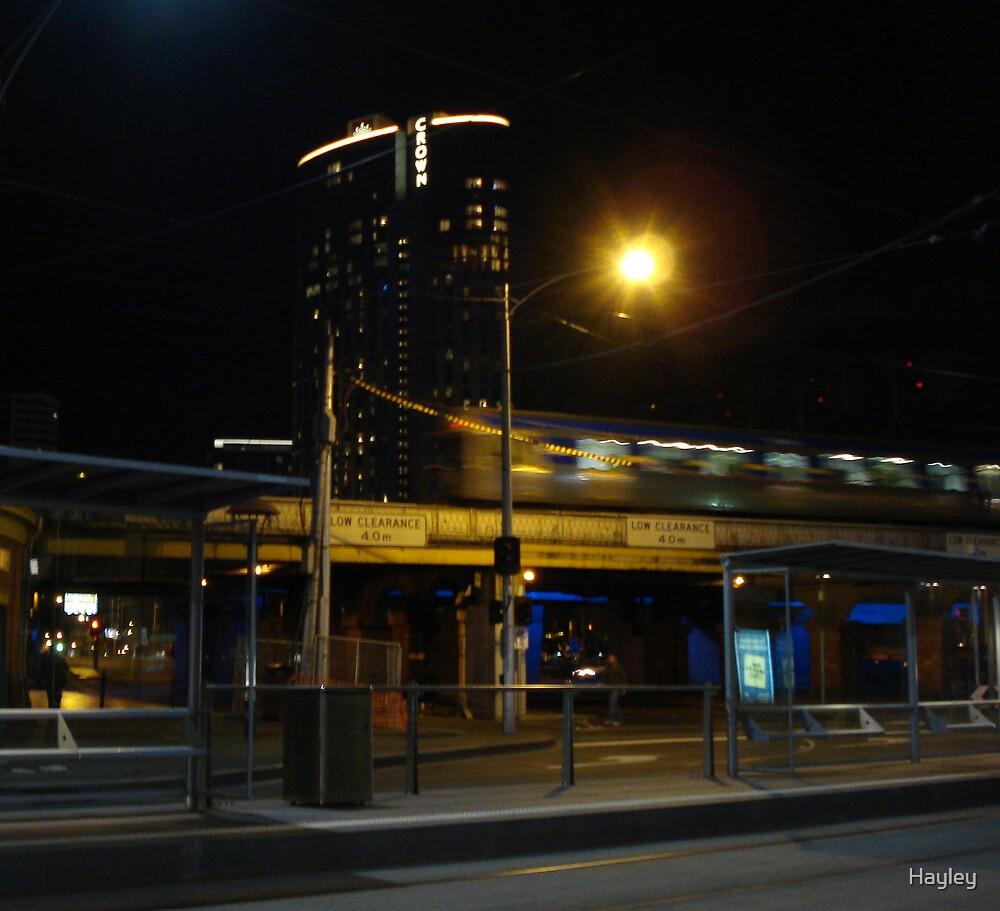 Night Train by Hayley