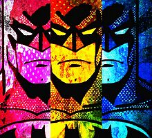 Batman pop art by remohd