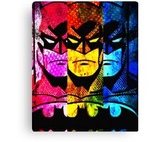 Batman pop art Canvas Print