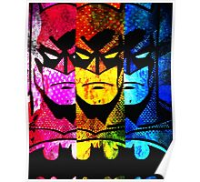Batman pop art Poster