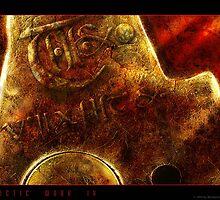 Hermetic Work IV by houk