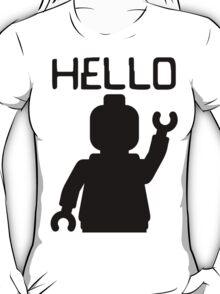 Minifig Hello T-Shirt