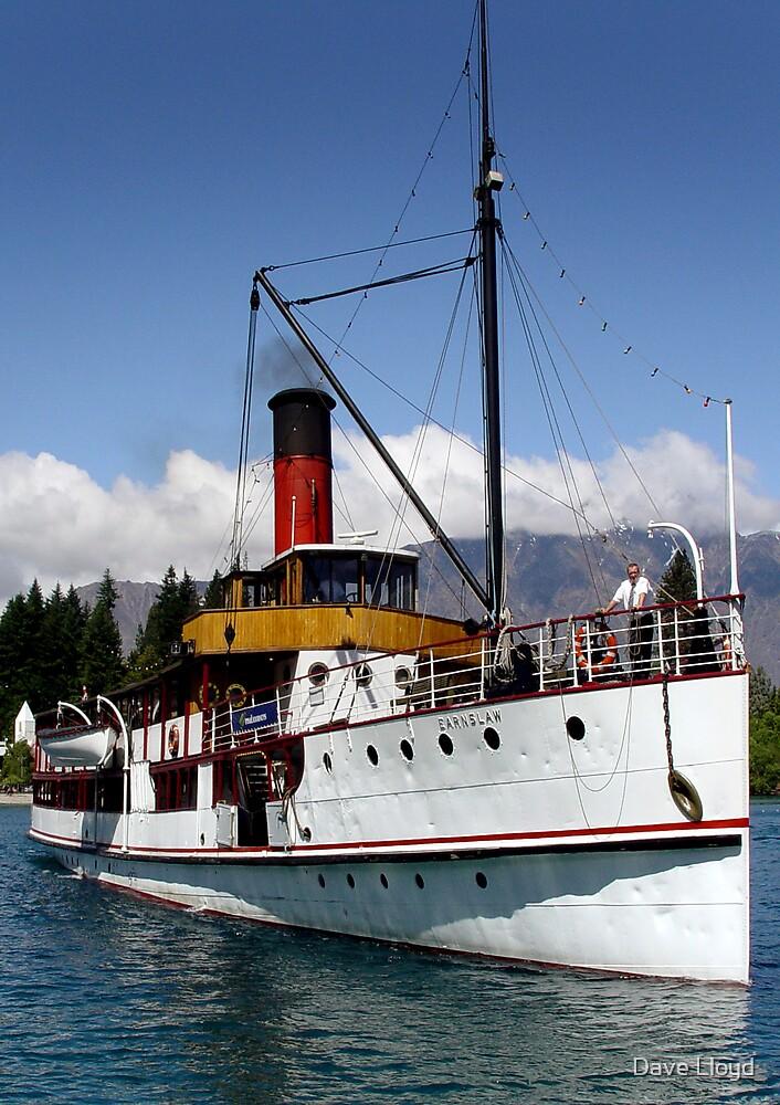 SS Earnslaw by Dave Lloyd