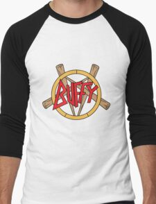 Slayer Men's Baseball ¾ T-Shirt