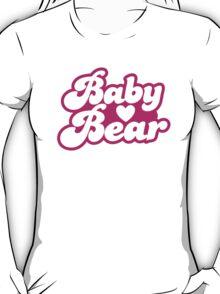 Baby bear in pink! cutie! T-Shirt