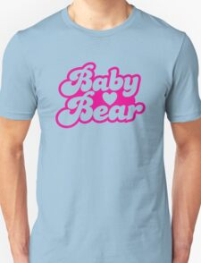 Baby bear in pink! cutie! Unisex T-Shirt