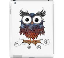 Bug Eyed OWL iPad Case/Skin