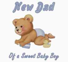 Crawling Teddy - New Dad of Boy by SpiceTree