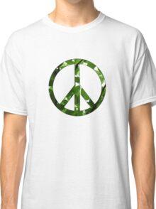 Green Peace Classic T-Shirt