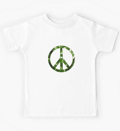 Green Peace Kids Tee