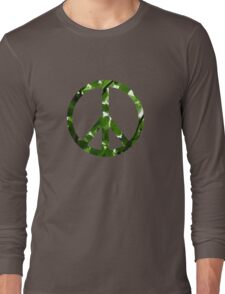 Green Peace Long Sleeve T-Shirt