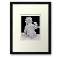 precious times Framed Print