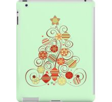 Elegant Christmas Tree iPad Case/Skin