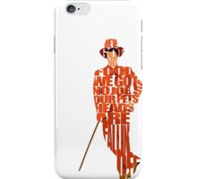 Lloyd Christmas iPhone Case/Skin