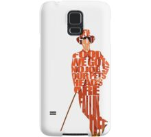 Lloyd Christmas Samsung Galaxy Case/Skin
