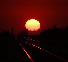 Sundown by Geoffrey