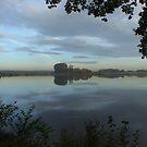 Serenity - fishing lake in Hungary by NicoleBPhotos