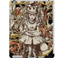 Queen Alice Carnivale Style - Gold Version iPad Case/Skin