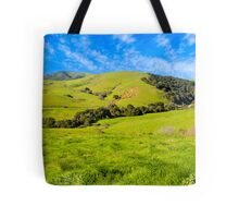 Green Meadow, Santa Ynez valley, CA Tote Bag