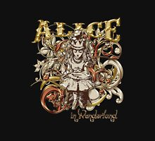 Queen Alice Carnivale Style - Gold Version Tank Top