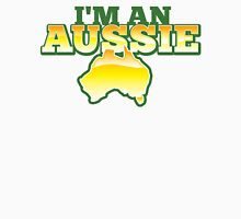 I'm an AUSSIE! with Australian map  Unisex T-Shirt