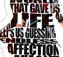 Ezio Vol 3 Sticker