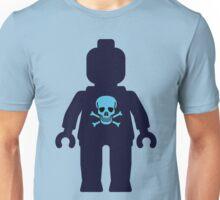 Minifig with Skull Design  Unisex T-Shirt