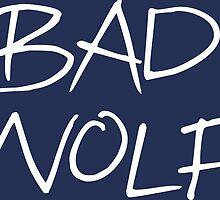 Bad Wolf by geekerymade