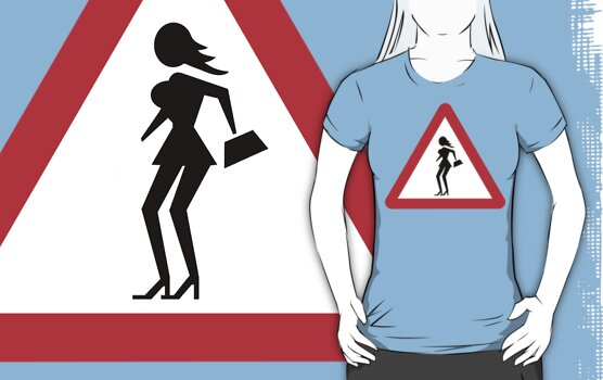 Caution Prostitute (Attenzione Prostitute) by tinybiscuits