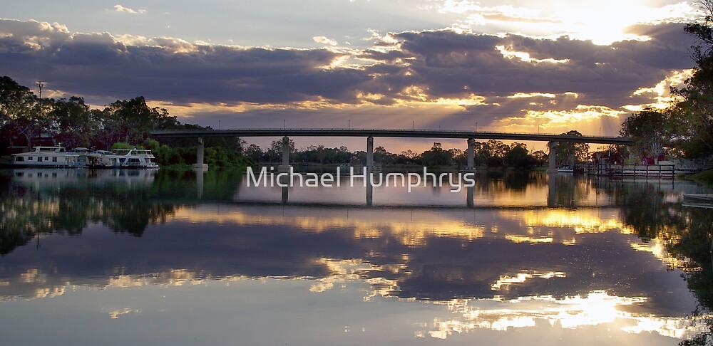 Dramatic Reflection by Michael Humphrys