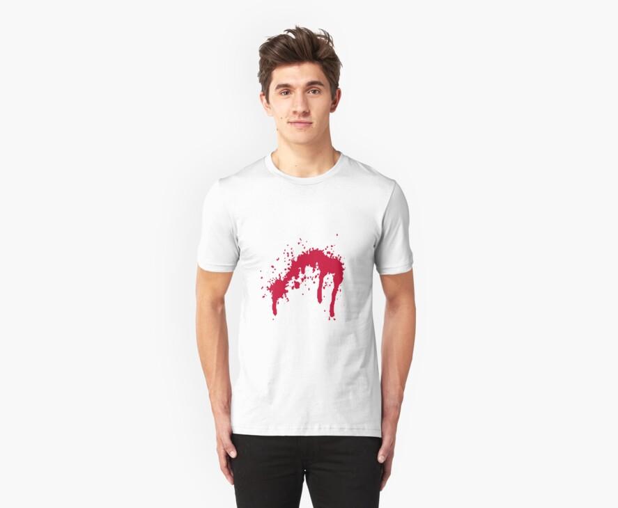 I'm bleeding by Arvind  Rau