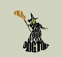 Wicked Witch Of The West by A. TW