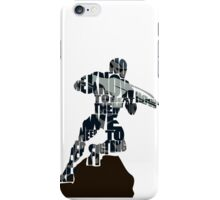 Jake Nomad Dunn iPhone Case/Skin