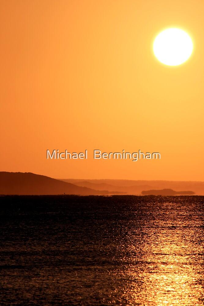 As the world Burns... by Michael  Bermingham