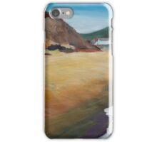 Irish Coast Near County Wexford iPhone Case/Skin