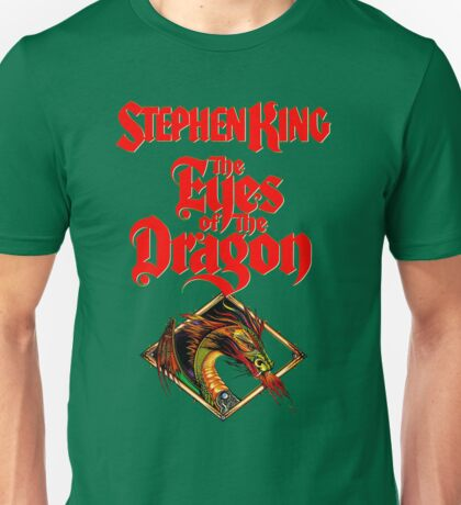 The Eyes of the Dragon - King First Edition Series Unisex T-Shirt