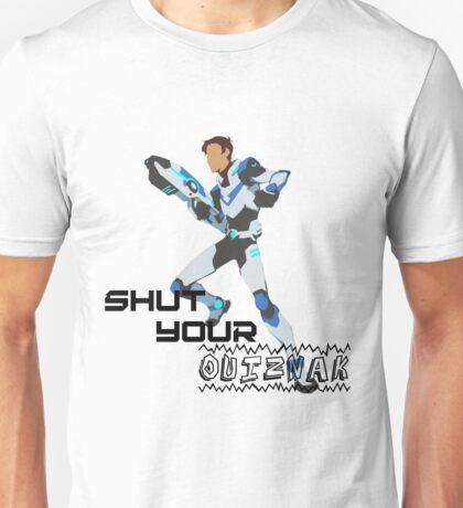 Lance - Shut Your Quiznak Unisex T-Shirt