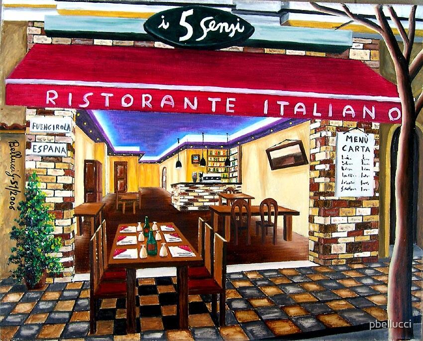 FUENGIROLA-Ristorante Italiano i 5 Sensi 51-2006 by pbellucci