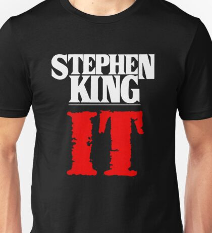 IT - King First Edition Series Unisex T-Shirt
