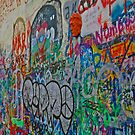Lennon Wall by Erin Irwin