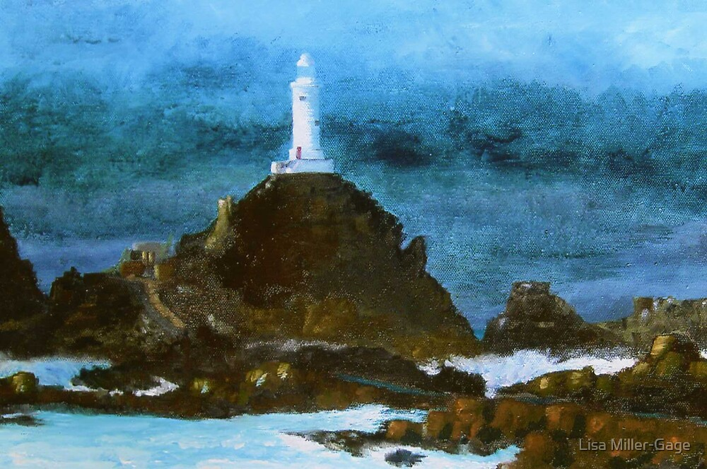 Corbiere,  Jersey by Lisa Miller-Gage