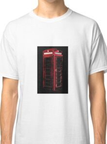 Phone box Classic T-Shirt