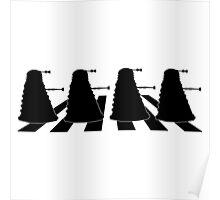 Unversed Daleks Stuff!! Poster