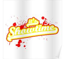 IT'S SHOWTIME Poster