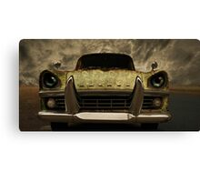 Auto Evolution : Future Chaos Canvas Print