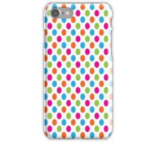 Summer Polka Dots iPhone Case/Skin