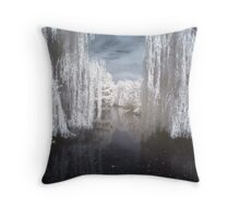 Partition Throw Pillow